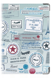 Обложка для паспорта Tina Bolotina