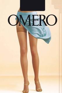 Чулки 8 den ЧЕРНЫЕ Omero