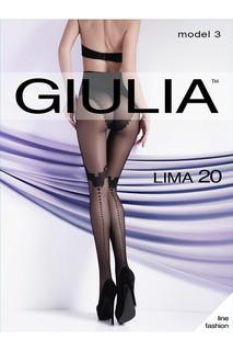 Колготки фантазийные 20 den Giulia