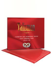 Салфетка для полировки золота Talisman