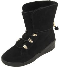 Черные Ботинки DKNY