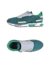 Низкие кеды и кроссовки RAF Simons X Adidas
