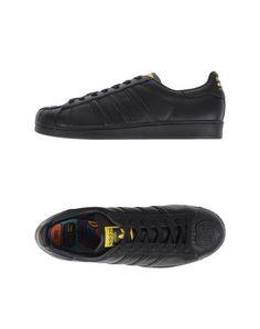 Низкие кеды и кроссовки Adidas Originals BY Pharrell Williams