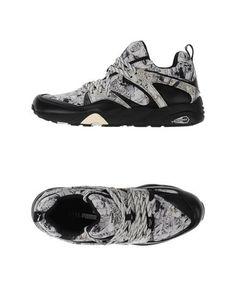 Высокие кеды и кроссовки Swash London X Puma
