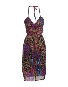 Платье до колена Scervino Street