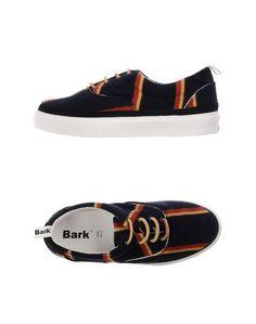 Низкие кеды и кроссовки Bark