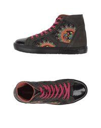 Высокие кеды и кроссовки Desigual