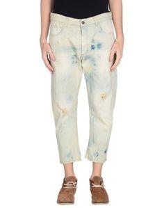 Джинсовые брюки-капри Minimal