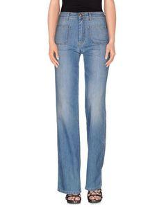 Джинсовые брюки A Trois