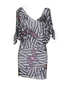 Короткое платье Just Cavalli Beachwear