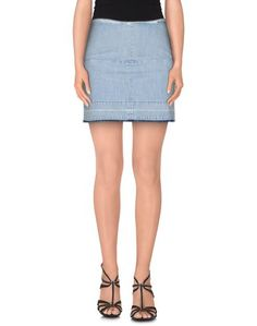 Джинсовая юбка Aries