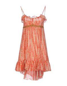 Платье до колена TOY G.