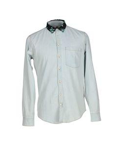 Джинсовая рубашка Msgm