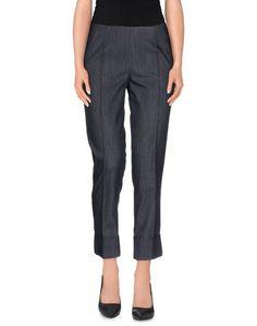 Джинсовые брюки-капри N_8