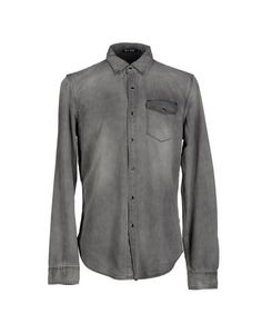 Джинсовая рубашка BLK DNM