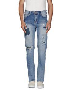Джинсовые брюки Uncode