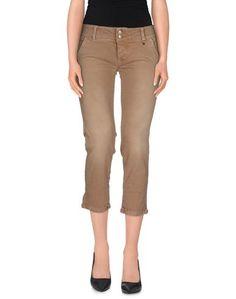 Джинсовые брюки-капри ROŸ Roger's Choice
