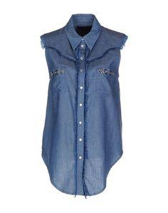 Джинсовая рубашка American Retro