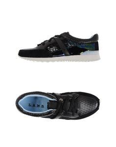 Низкие кеды и кроссовки L.A.M.B.