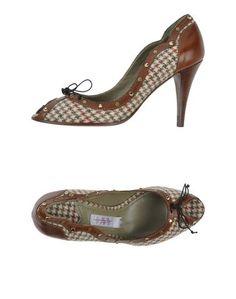 Туфли Brigitte Bardot