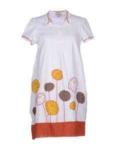 Короткое платье No.Nu.