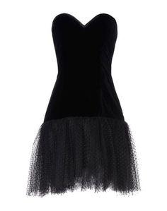 Короткое платье YSL Rive Gauche