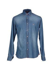 Джинсовая рубашка Dama