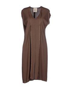 Платье до колена Semi Couture