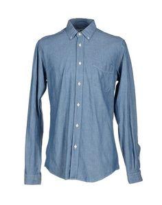 Джинсовая рубашка ROŸ Roger's