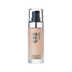 Тональный крем для сухой кожи Make Up Factory