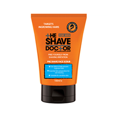 Отшелушивание The ShaveDoctor