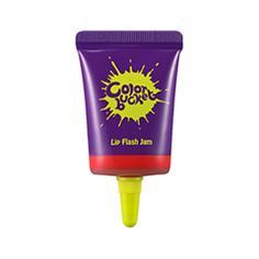 Цветной бальзам для губ Touch in Sol