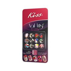 Дизайн ногтей Kiss