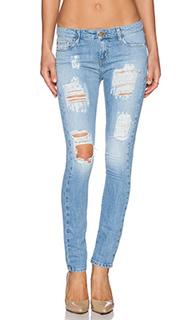 Укороченные джинсы scarlett crop - Acquaverde