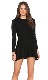 Платье-футляр с длинным рукавом - Lucca Couture