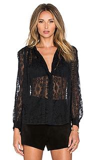 Рубашка с длинным рукавом floral - Hoss Intropia