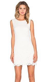 Кружевное платье flower felange - LA Made