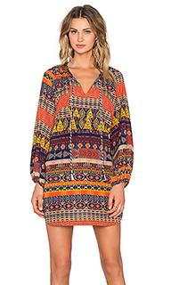 Платье-футляр с длинным рукавом - T-Bags LosAngeles