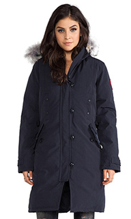 Kensington parka with coyote fur trim - Canada Goose