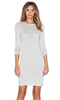 Платье с длинным рукавом crewneck - Callahan