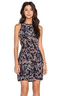 Шелковое платье skinner - Greylin