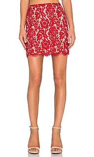 Кружевная юбка-карандаш bradshaw - Lucy Paris