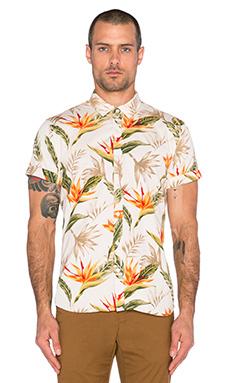 Рубашка с коротким рукавом two-tone - Scotch & Soda