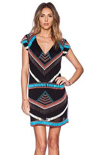 Мини платье с украшением bala - Karina Grimaldi