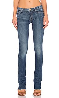 Расклешенные джинсы the runway fray - MOTHER