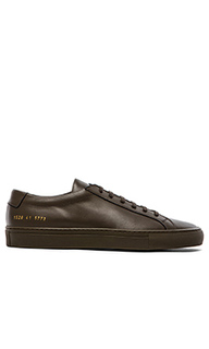 Кроссовки низкие original achilles - Common Projects