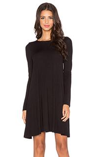 Платье с длинным рукавом - BLQ BASIQ