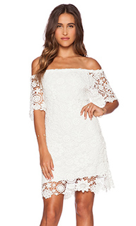 Платье со спущенными плечами caribbean crochet - Nightcap