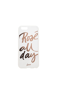 Чехол на iphone 6 rose all day - Sonix