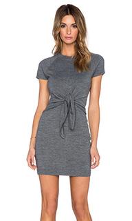 Вязаное платье с завязкой сверху - Susana Monaco